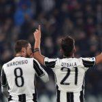 Marchisio Harap Allegri Kembalikan Dybala Jadi Striker