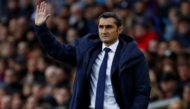Valverde Tak Akan Biarkan Madrid Dan Atletico Kejar Barca